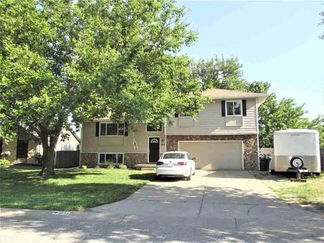 1613 E Brendonwood Rd, Derby, KS 67037 (MLS #581881) :: Kirk Short's Wichita Home Team