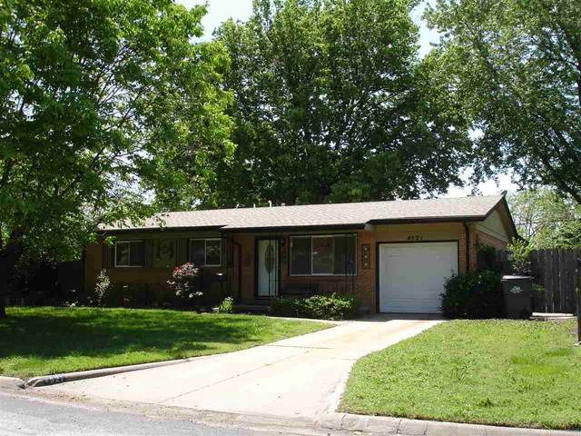 4521 S Glenn Ave, Wichita, KS 67217 (MLS #581884) :: Lange Real Estate