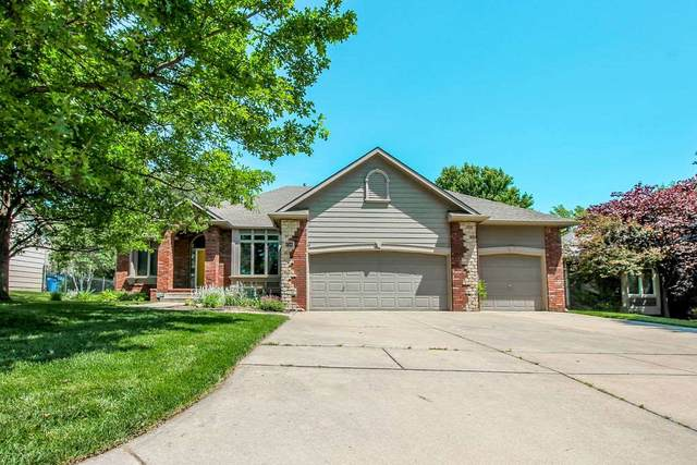 8506 W Shadow Lakes St, Wichita, KS 67205 (MLS #581888) :: Lange Real Estate