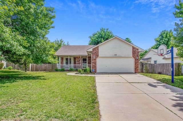 233 W Tall Tree Rd, Derby, KS 67037 (MLS #581890) :: Lange Real Estate