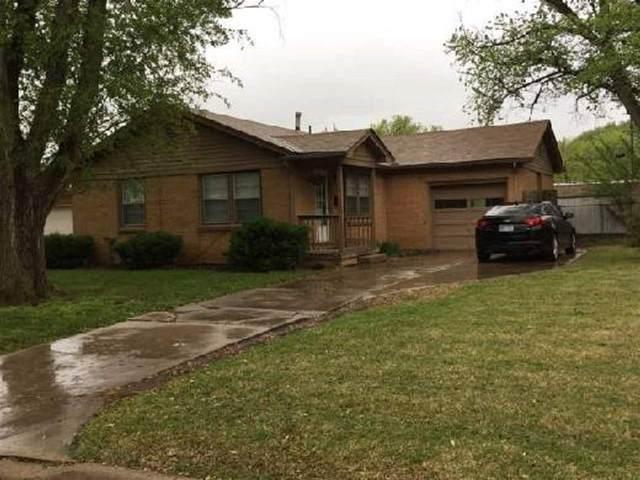 1215 N Westview Dr, Derby, KS 67037 (MLS #581891) :: Lange Real Estate