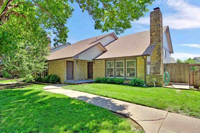 2347 N Bramblewood St, Wichita, KS 67226 (MLS #581896) :: Lange Real Estate