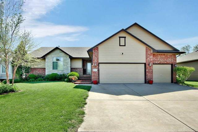 3214 N North Shore Blvd, Wichita, KS 67205 (MLS #581897) :: Lange Real Estate