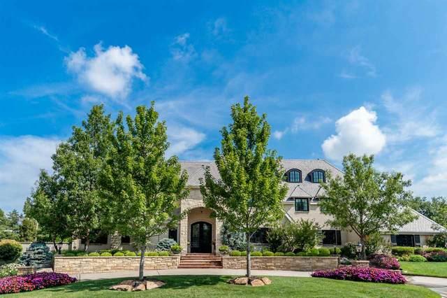 8928 E Crestwood St, Wichita, KS 67206 (MLS #581937) :: Graham Realtors