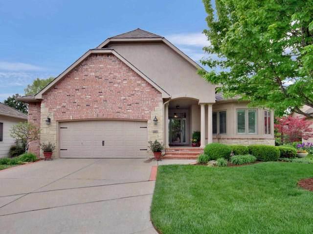 8717 W Northridge Ct, Wichita, KS 67205 (MLS #581990) :: Kirk Short's Wichita Home Team