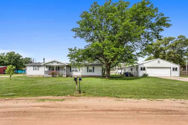 306 N 2nd St, Conway Springs, KS 67031 (MLS #581996) :: Graham Realtors