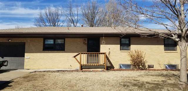 2310 W Manhattan Dr, Wichita, KS 67204 (MLS #582004) :: Jamey & Liz Blubaugh Realtors
