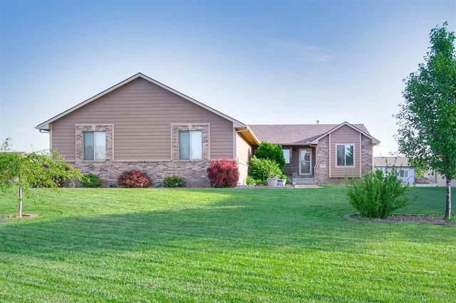 3602 N High Point St, Wichita, KS 67205 (MLS #582005) :: Graham Realtors