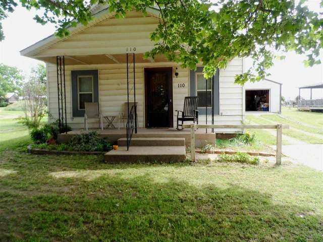110 N Logan St, Attica, KS 67009 (MLS #582006) :: Kirk Short's Wichita Home Team