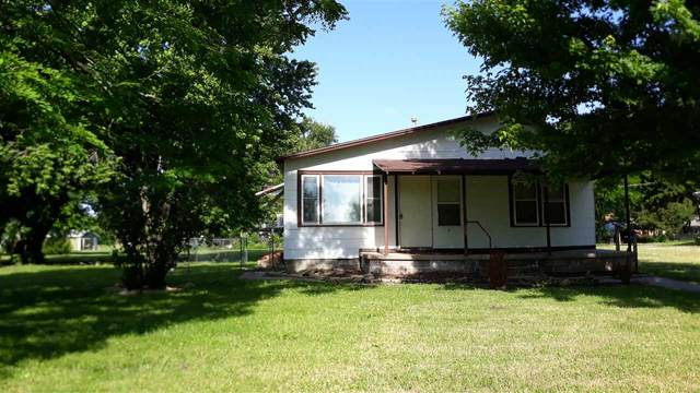 1223 N Elm 1219 N Elm, Eureka, KS 67045 (MLS #582037) :: Pinnacle Realty Group
