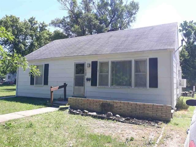 1308 N Main, Eureka, KS 67045 (MLS #582042) :: Pinnacle Realty Group