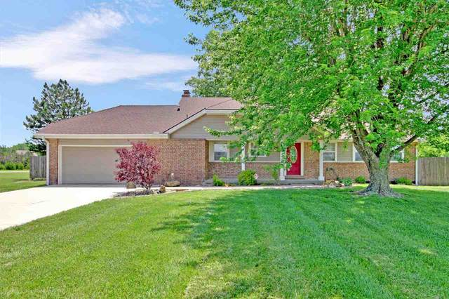 16051 SW 123rd Ter, Andover, KS 67002 (MLS #582052) :: Kirk Short's Wichita Home Team