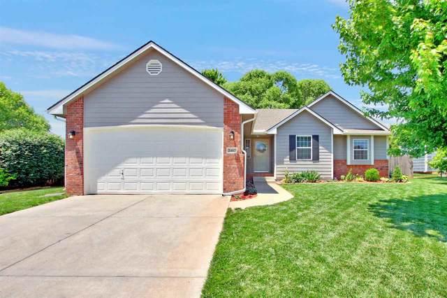 2407 N Parkdale St, Wichita, KS 67205 (MLS #582070) :: Kirk Short's Wichita Home Team