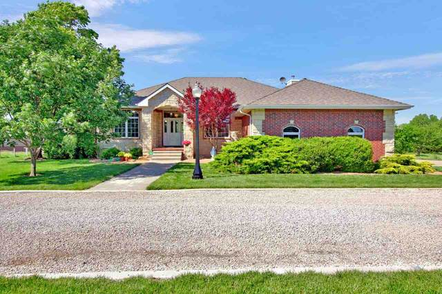 2401 N 224th St W, Andale, KS 67001 (MLS #582074) :: Graham Realtors