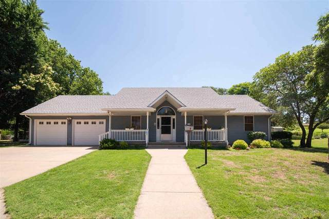 1100 N Elm St, Kingman, KS 67068 (MLS #582075) :: On The Move