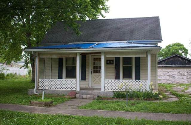 516 Spruce St, Rossville, KS 66533 (MLS #582131) :: Lange Real Estate