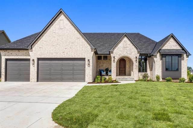 5225 W 26th Ct N, Wichita, KS 67205 (MLS #582136) :: Preister and Partners | Keller Williams Hometown Partners