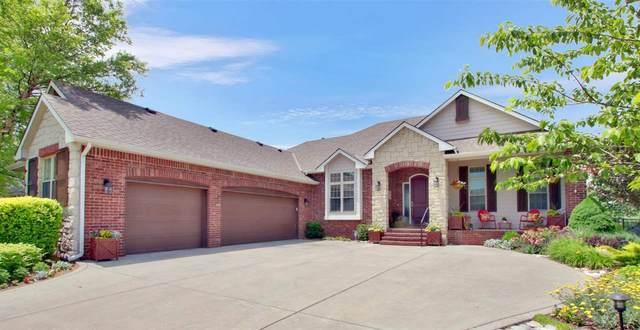 509 N Woodridge St, Wichita, KS 67206 (MLS #582144) :: On The Move
