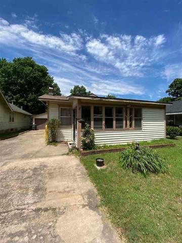 1217 N 4, Arkansas City, KS 67005 (MLS #582145) :: Graham Realtors
