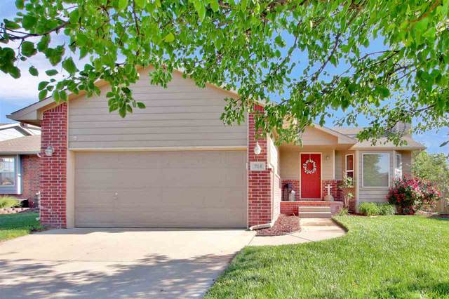 714 E Laramie Cir, Maize, KS 67101 (MLS #582150) :: Graham Realtors