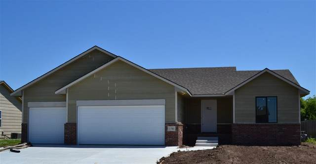 1201 N Northridge, Valley Center, KS 67147 (MLS #582161) :: Kirk Short's Wichita Home Team
