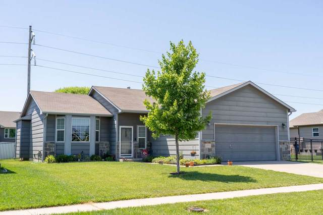 1535 N Kentucky Ln, Wichita, KS 67235 (MLS #582176) :: Graham Realtors