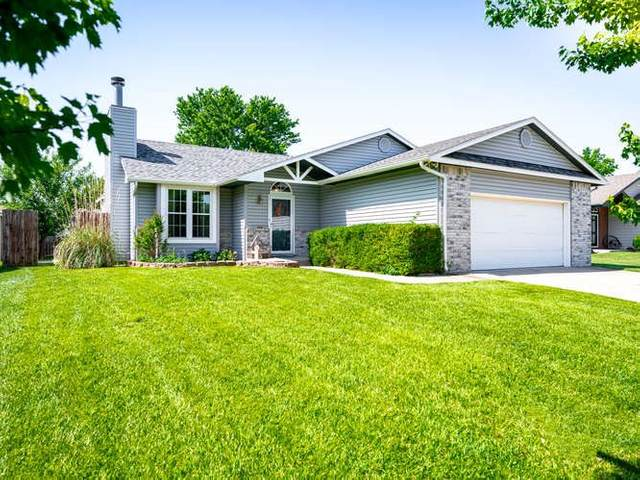 473 S Firefly Ct, Wichita, KS 67235 (MLS #582179) :: Graham Realtors