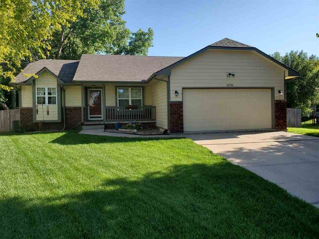 12701 W Hendryx Ct, Wichita, KS 67235 (MLS #582182) :: Graham Realtors