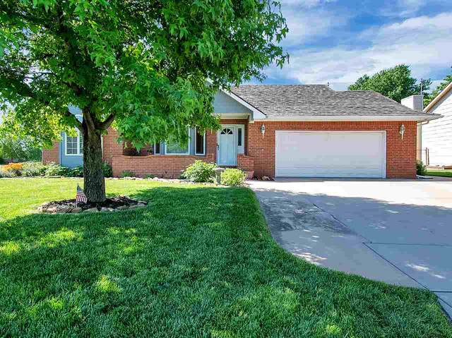 241 Koob Ln, Andover, KS 67002 (MLS #582191) :: Pinnacle Realty Group