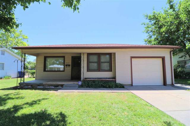 2427 W Lydia St, Wichita, KS 67213 (MLS #582192) :: Pinnacle Realty Group