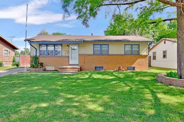 2322 W 29TH ST S, Wichita, KS 67217 (MLS #582199) :: Pinnacle Realty Group