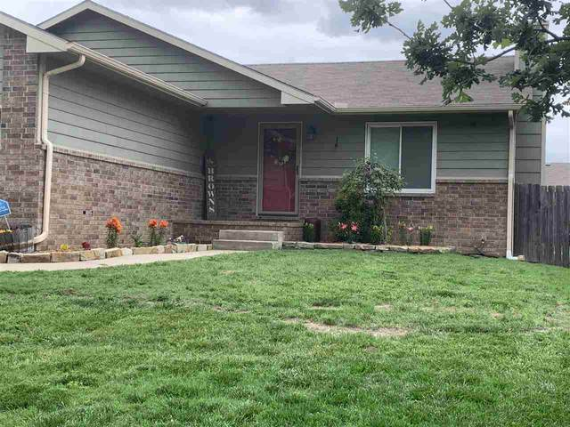 1418 E 45th St S, Wichita, KS 67216 (MLS #582200) :: Pinnacle Realty Group