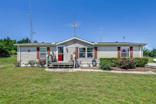 10181 SW Boyer Rd, Augusta, KS 67010 (MLS #582249) :: Graham Realtors