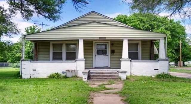 1553 N Poplar Ave, Wichita, KS 67214 (MLS #582287) :: Pinnacle Realty Group