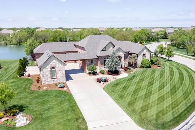 2017 Castle Rock, Wichita, KS 67230 (MLS #582319) :: Preister and Partners | Keller Williams Hometown Partners