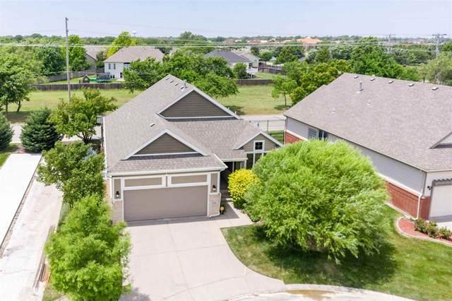 4504 N Barton Creek Ct, Wichita, KS 67226 (MLS #582330) :: Keller Williams Hometown Partners