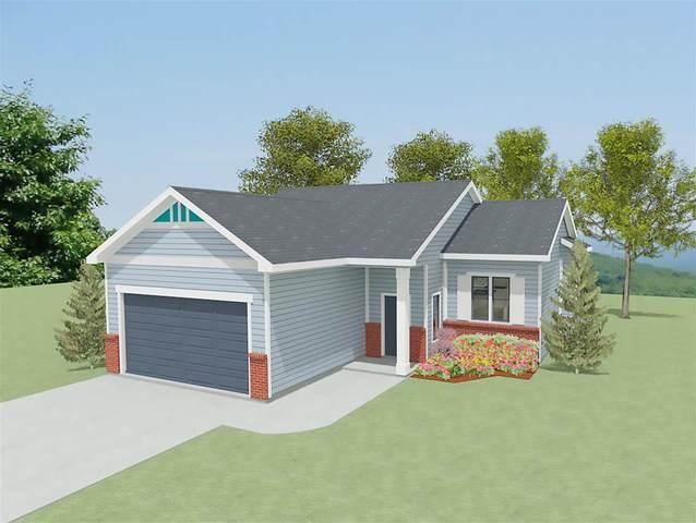 1317 E Prairie Hill Cir, Park City, KS 67219 (MLS #582342) :: Graham Realtors