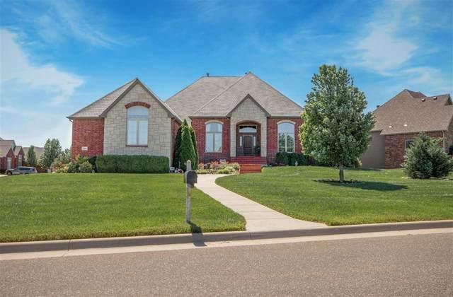 5056 N Prestwick Ave, Bel Aire, KS 67226 (MLS #582358) :: Kirk Short's Wichita Home Team