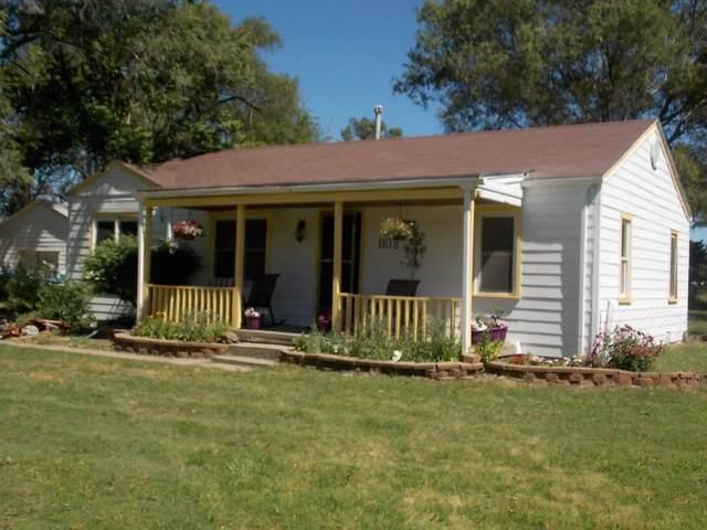 1108 E 71ST ST S, Haysville, KS 67060 (MLS #582361) :: Keller Williams Hometown Partners