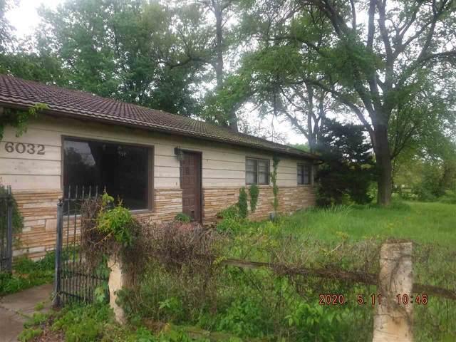 6032 N Legion St, Wichita, KS 67204 (MLS #582425) :: Keller Williams Hometown Partners