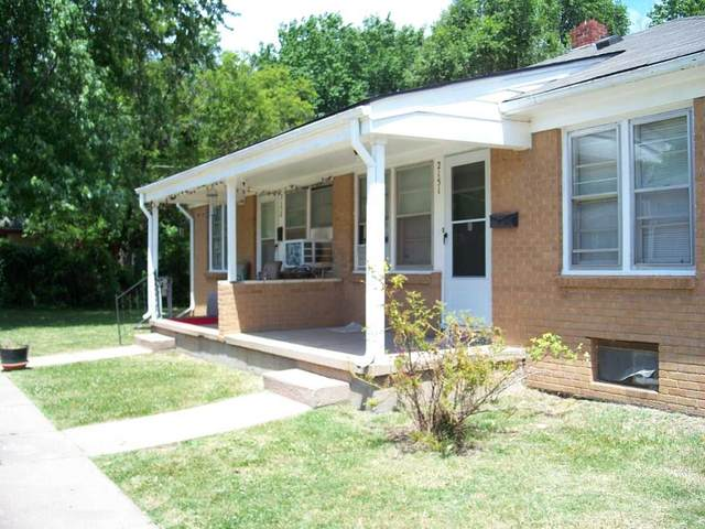 2151 & 2153 S Old Manor, Wichita, KS 67218 (MLS #582455) :: Keller Williams Hometown Partners