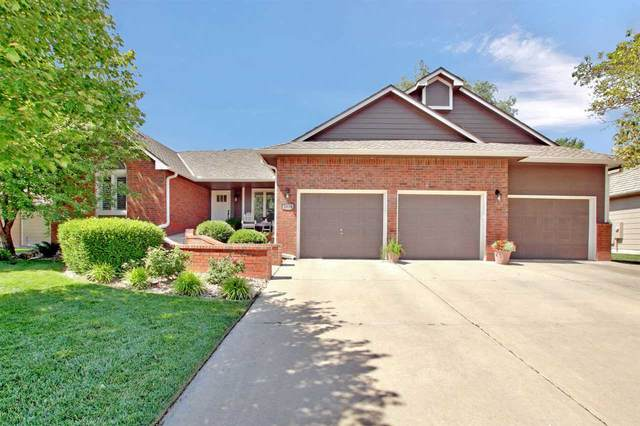 2814 N Wild Rose St, Wichita, KS 67205 (MLS #582492) :: Lange Real Estate