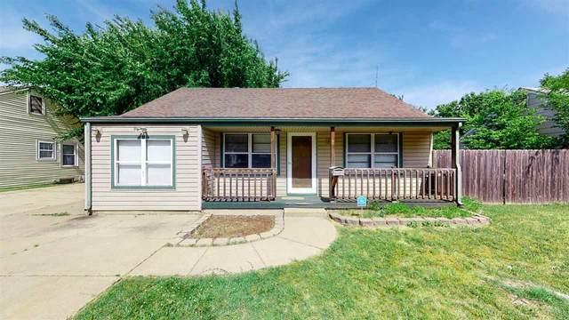 1812 S Millwood St, Wichita, KS 67213 (MLS #582517) :: Graham Realtors