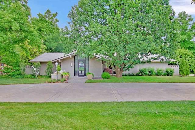 500 N Longford Ln, Wichita, KS 67206 (MLS #582588) :: Graham Realtors