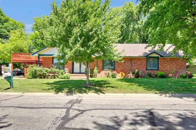 9838 W Dubon, Wichita, KS 67209 (MLS #582600) :: Pinnacle Realty Group
