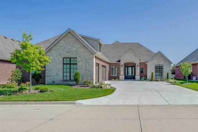 10219 E Crestwood St, Wichita, KS 67206 (MLS #582609) :: Graham Realtors
