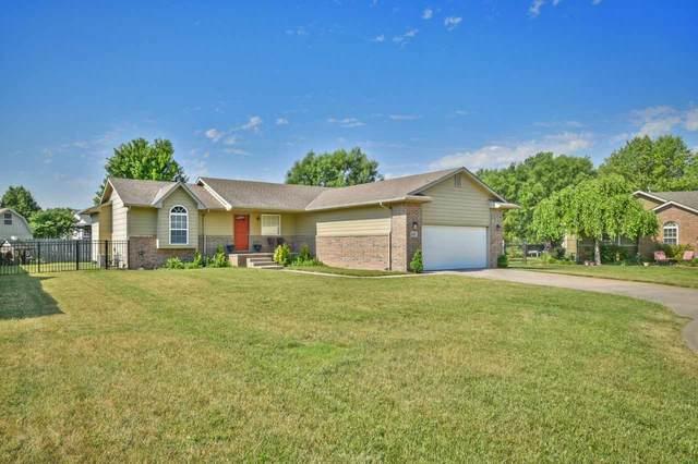 4427 S Richmond Ct., Wichita, KS 67217 (MLS #582670) :: Graham Realtors