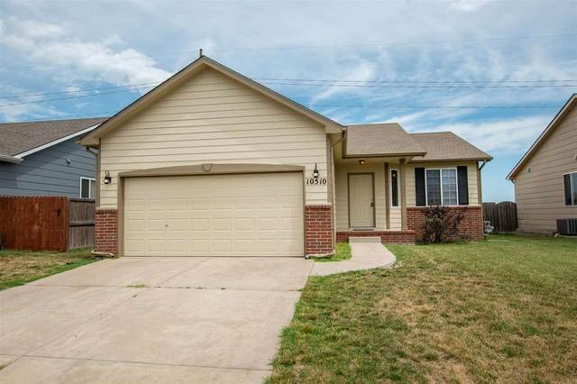 10510 E Fawn Grove St, Wichita, KS 67207 (MLS #582681) :: Preister and Partners | Keller Williams Hometown Partners