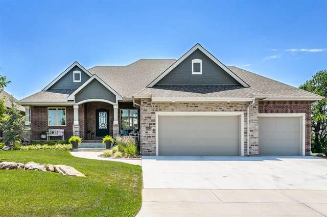 5975 Forbes Ct, Wichita, KS 67220 (MLS #582704) :: Graham Realtors