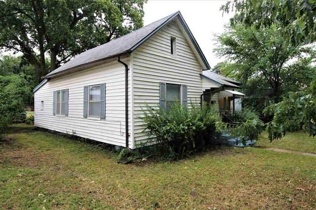 409 N Jennings, Anthony, KS 67003 (MLS #582729) :: Lange Real Estate